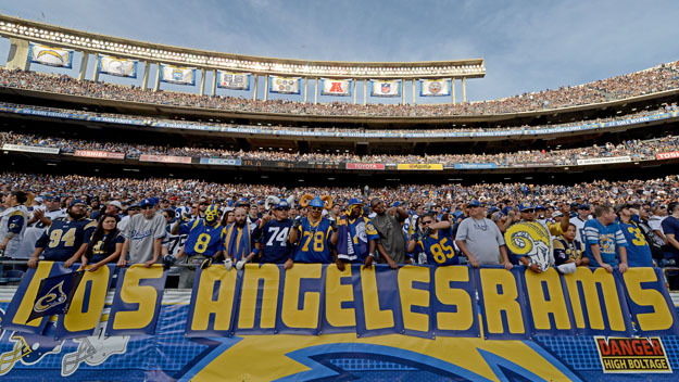 Could Rams Try To Trade With Chargers?