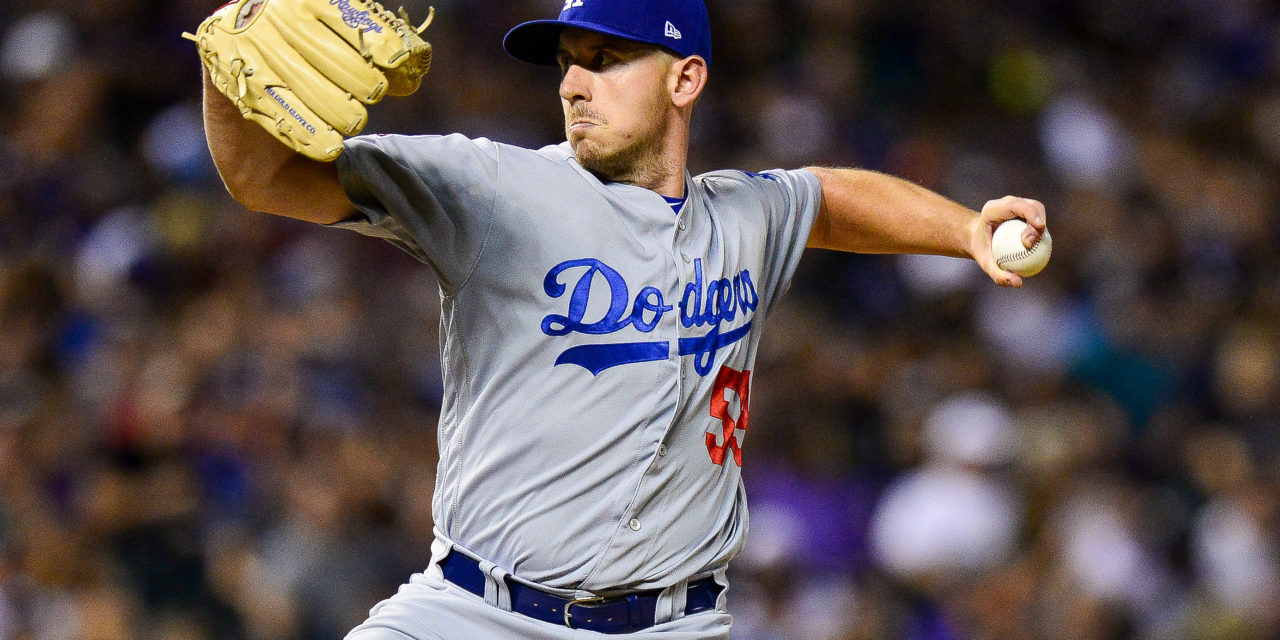 Dodgers Sign Pitcher Zac Rosscup