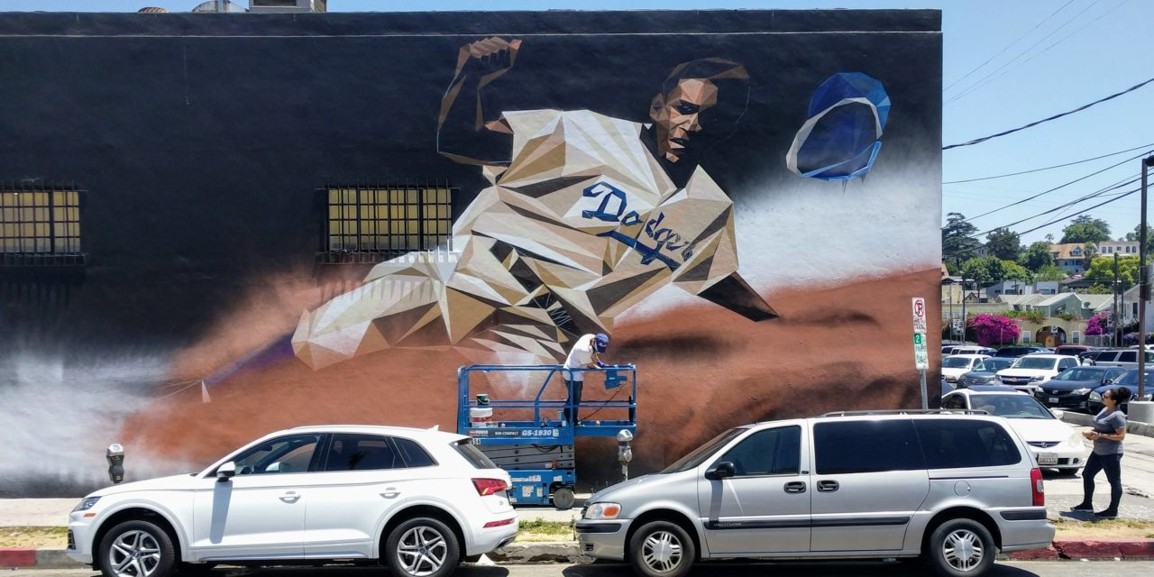 Dodgers: Jackie Robinson to Receive Echo Park Mural