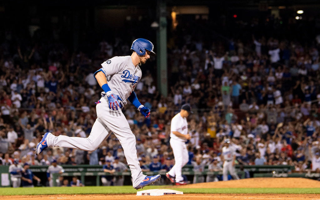 Dodgers: Cody Bellinger Talks MVP Chants at Fenway Park