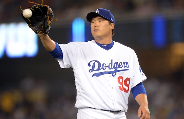 Dodgers Hyun-Jin Ryu is Willing to Come Out of the Bullpen for Game 5 vs. Nationals in 2019 NLDS