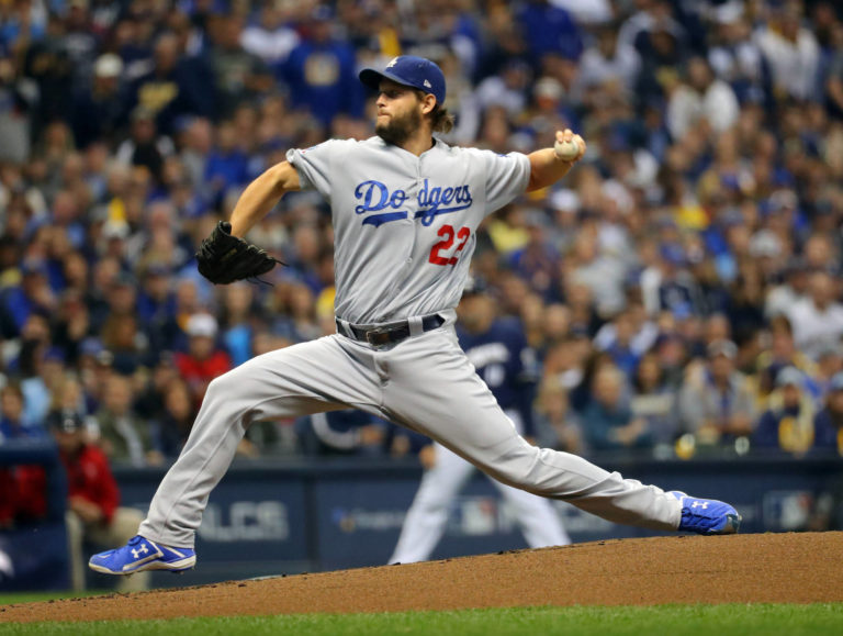 Dodgers: A Visual of Clayton Kershaw's Pitch Dynamics and Spin rate