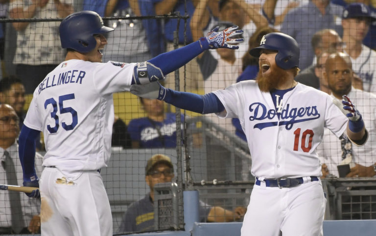 Dodgers History: Dusty Baker and the Birth of the High-Five